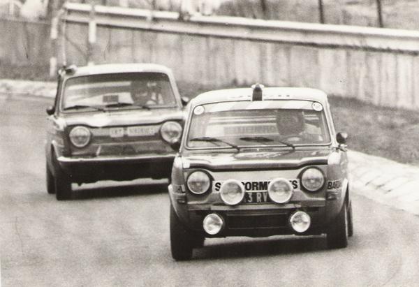 srt cormeilles * Circuit de nogaro 1977 la 2ème rallye2 des 24 heures en course