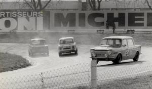 srt cormeilles * srt Bordeaux * circuit de croix en ternois et Bugatti 1976 Marcel Van Den Bossche pilote sa rallye2 *