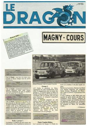 srt cormeilles * srt toulon * srt albi * quelques articles du dragon vert 1978 *