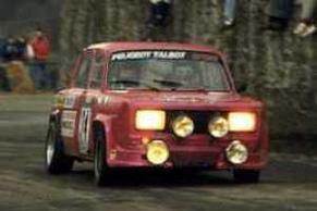 srt cormeilles * srt avallon * Rallye de l'Avallonnais 1980/81 *