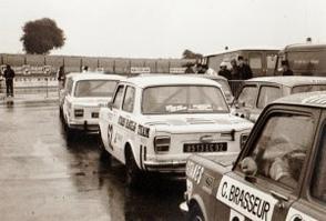 srt cormeilles * Tribute Moustache Star Racing Team Circuit de Croix en Ternois 1976