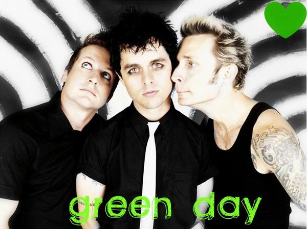 Green day is fucking LEGEND !!!
