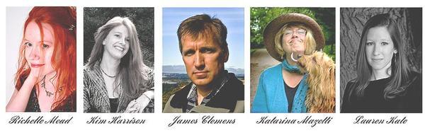 Mes auteurs préférés