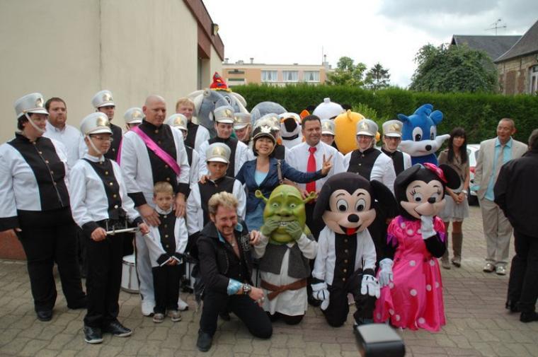 """5 ans de l'association """"""""Relais Des Réves""""""""...à Freynoy Le Grand....ce 9 Juillet 2011...."""
