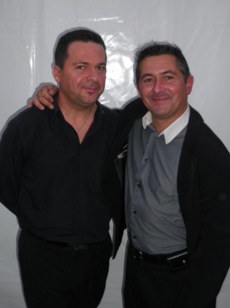 """Corréze 2011 avec MAX PRESIDENT DE L'ASSOCIATION """"""""RELAIS DES REVES""""""""..."""