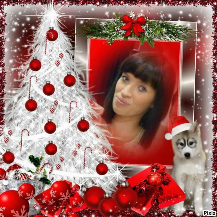Je vous Souhaites à Tous et Toutes un Bon et Joyeux Noel,,,Gros Bisous Jenny