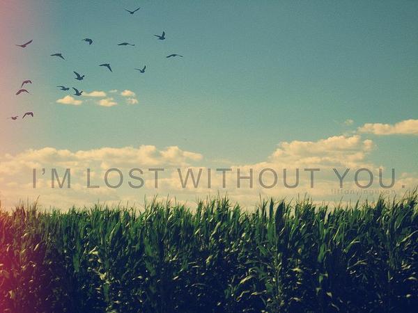 Sans toi...