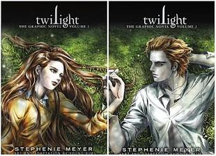 - Twilight Adaptation Graphique Vol.1 & 2! de Stephenie Meyer & Kim Young ________________ -