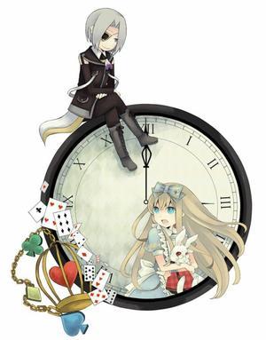 L'écoulement du temps à Wonderland