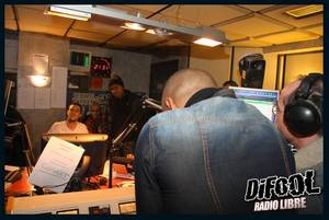 Psy4 de la Rime dans la Radio Libre