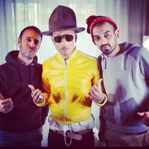 Interview Difool x Pharrell Williams sur Skyrock