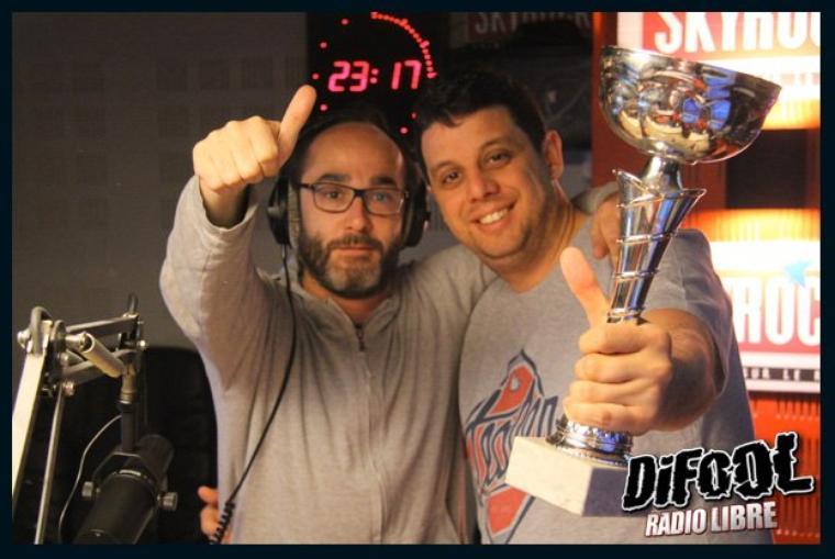 Le Duo Romano Cédric remporte le clash de la drague !