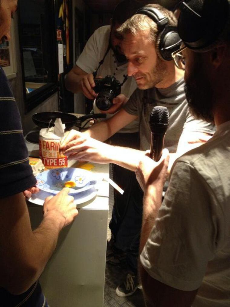 Difool et Romano font la cuisine en direct lol #RadioLibreDeDifool