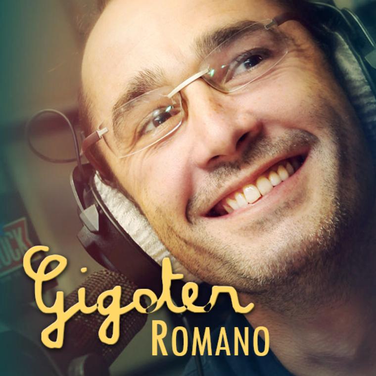 """Vos pochettes de """"Gigoter"""" le tube de Romano"""