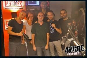 Nicolas Batum dans la Radio Libre de Difool !
