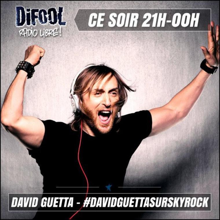 David Guetta ce soir dans l'émission !