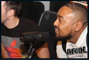 Alonzo et Vincenzo dans la Radio Libre de Difool !