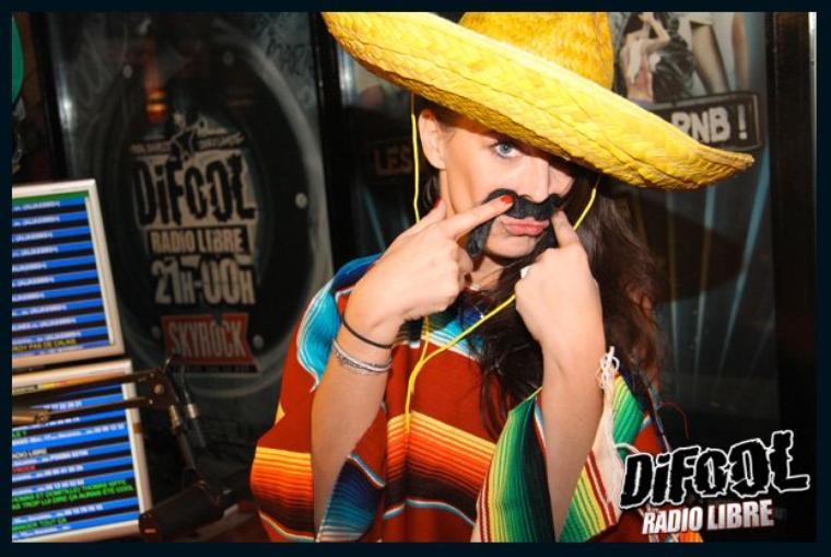 Ma soirée Old El Paso dans la Radio Libre de Difool !