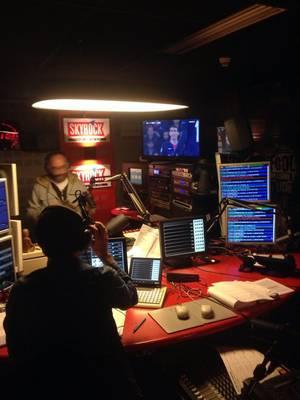 Psg Real Madrid, le Karim Comedy club, Clash de la drague, du lourd dans la Radio Libre !
