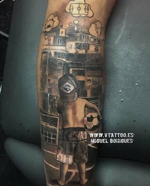 Le nouveau tatouage de Neymar riche en émotions !