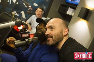 Kaaris dans la Radio Libre