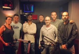 Dosseh dans la #RadioLibreDeDifool