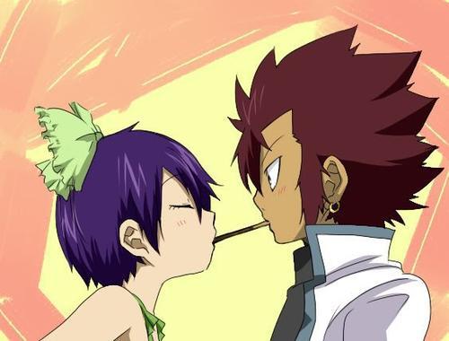 Concours de Mikado à Fairy Tail !!!