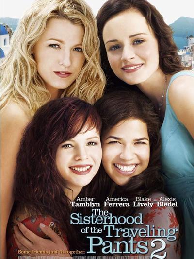 4 filles et 1 jean 2.