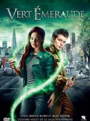 La trilogie des gemmes : Vert Emeraude.