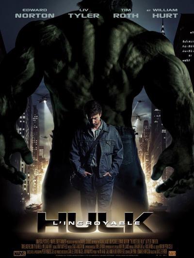 Marvel 2 : L'incroyable Hulk.