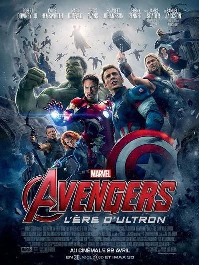 Marvel 11 : Avengers : L'ère d'Ultron.