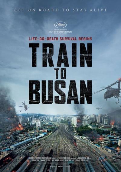 Dernier train pour Busan.