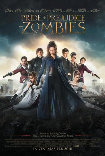 Orgueil et Préjugés et Zombies.