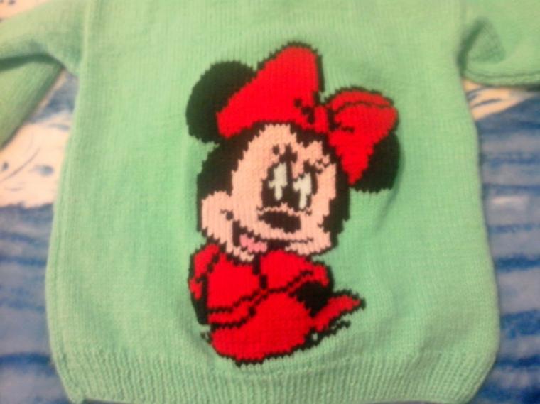 Gilet Minnie