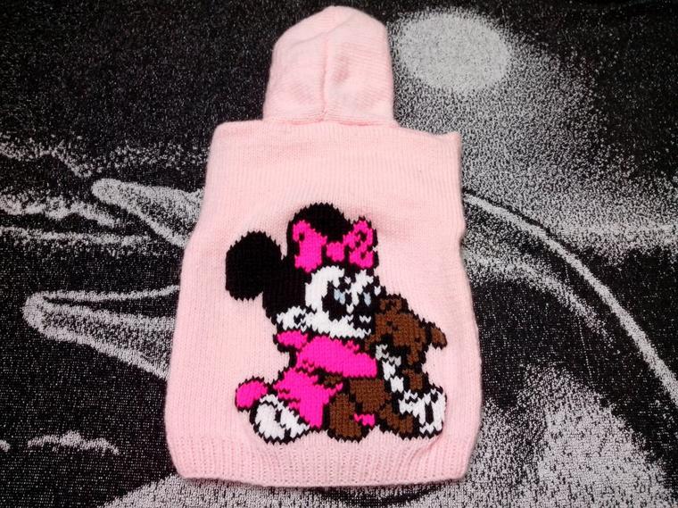 Gilet Minnie bébé