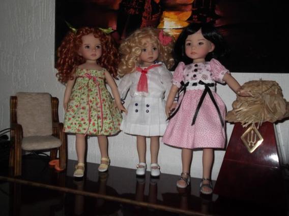 Deux nouvelles petites poupées...