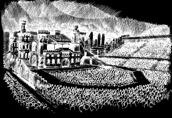 ~ The scene of The Born This Way Ball ~