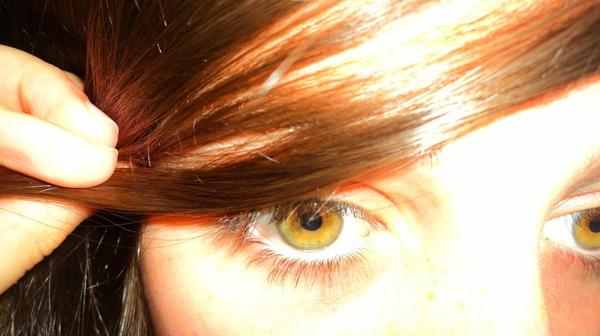 Yeux.