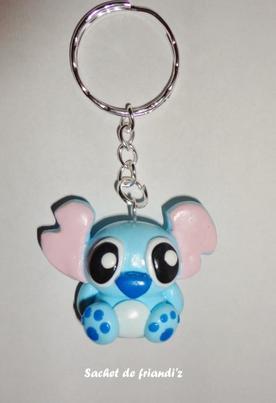 Porte-clé Stitch