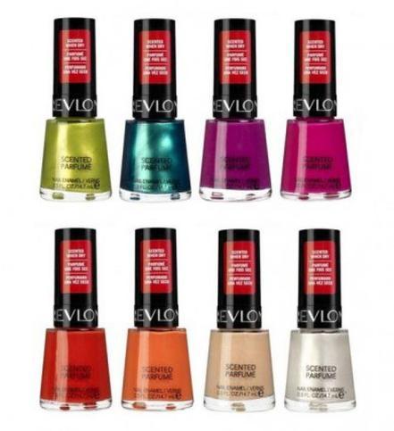 Revlon : Les vernis à ongles parfumés pour l'été 2011 !