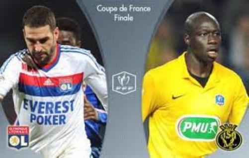 Finale de la Coupe de France