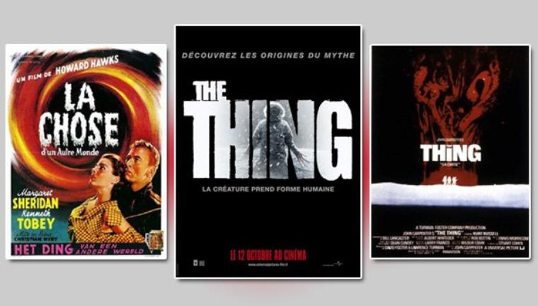 L'origine de The Thing