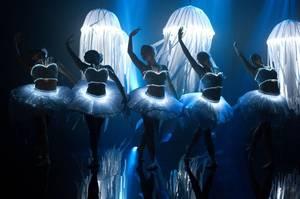 Les scènes de danse