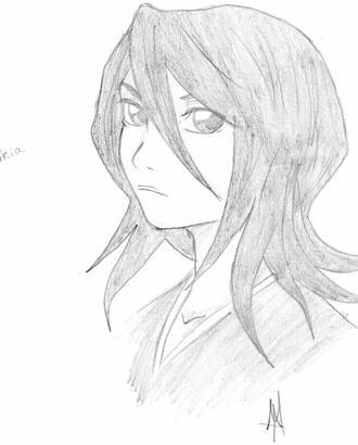 Rukia de Bleach