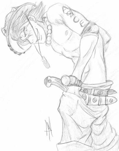 Ace de One Piece