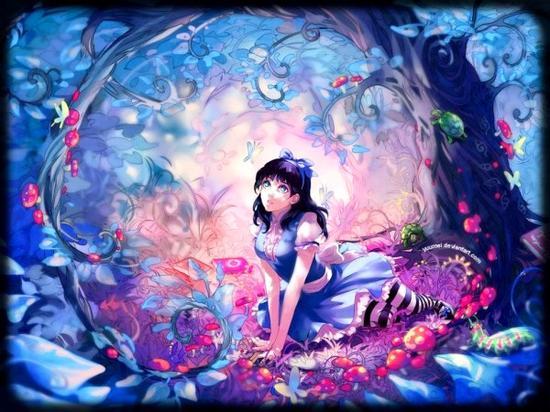 Chapitre Deuxième : Alice