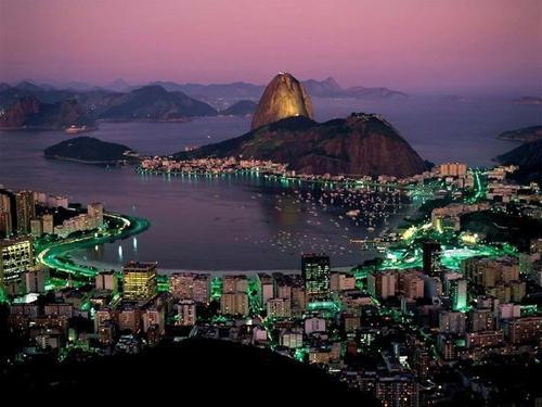 Les habitants de Rio