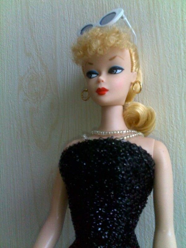 1ere barbie 1959.