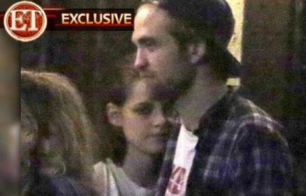 Kristen Stewart et Robert Pattinson : enfin une photo ensemble :)
