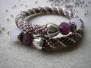 Bracelets au crochet